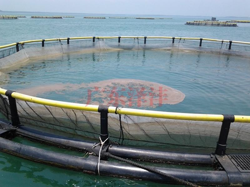 挪威式深水网箱(养殖网箱)