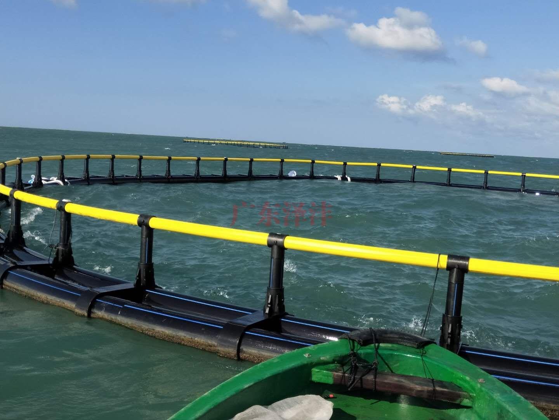 深水抗风浪网箱