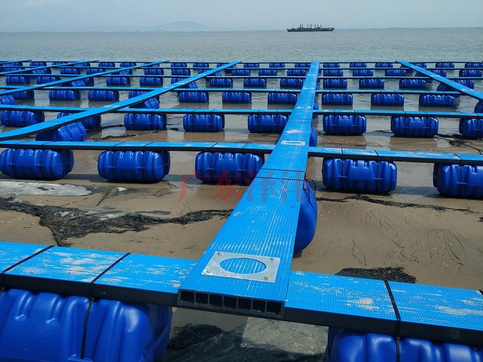 环保塑胶渔排