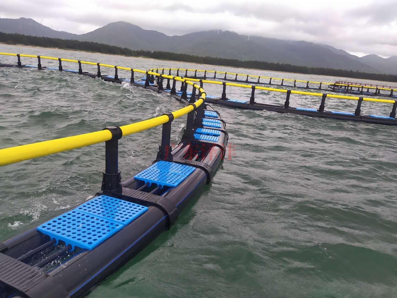 HDPE深水网箱