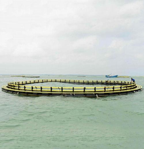 青岛韩式深水网箱